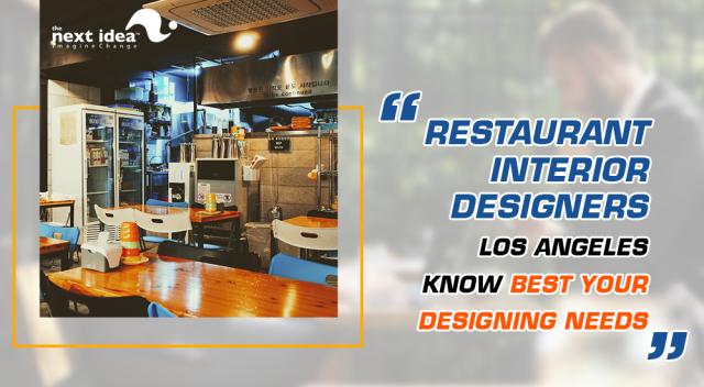 Restaurant Interior Design Firms UAE From